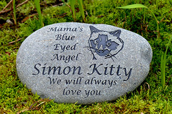 Siamese Cat Pet Memorial