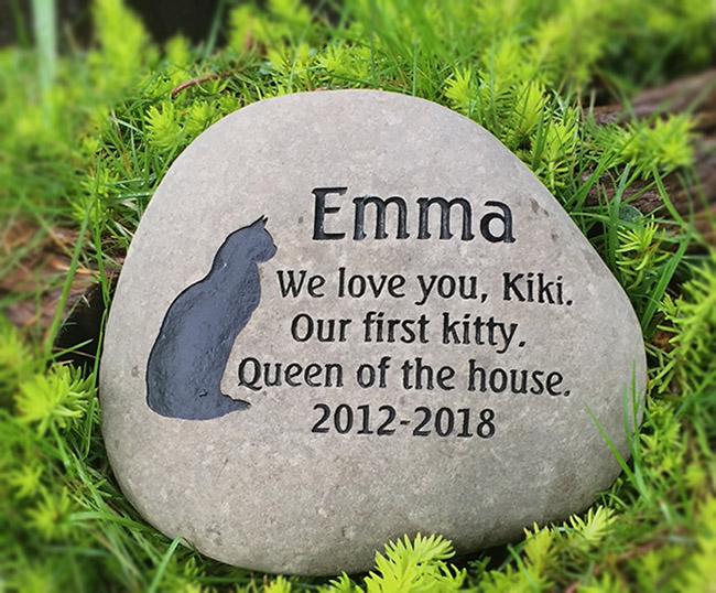 Cat Profile Pet Memorial
