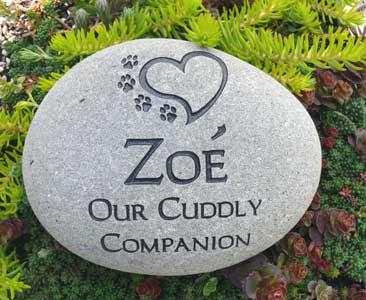 Cat Memorial Garden Stones Questions and answers pet memorial faq apetmemorial 5rr zoe workwithnaturefo